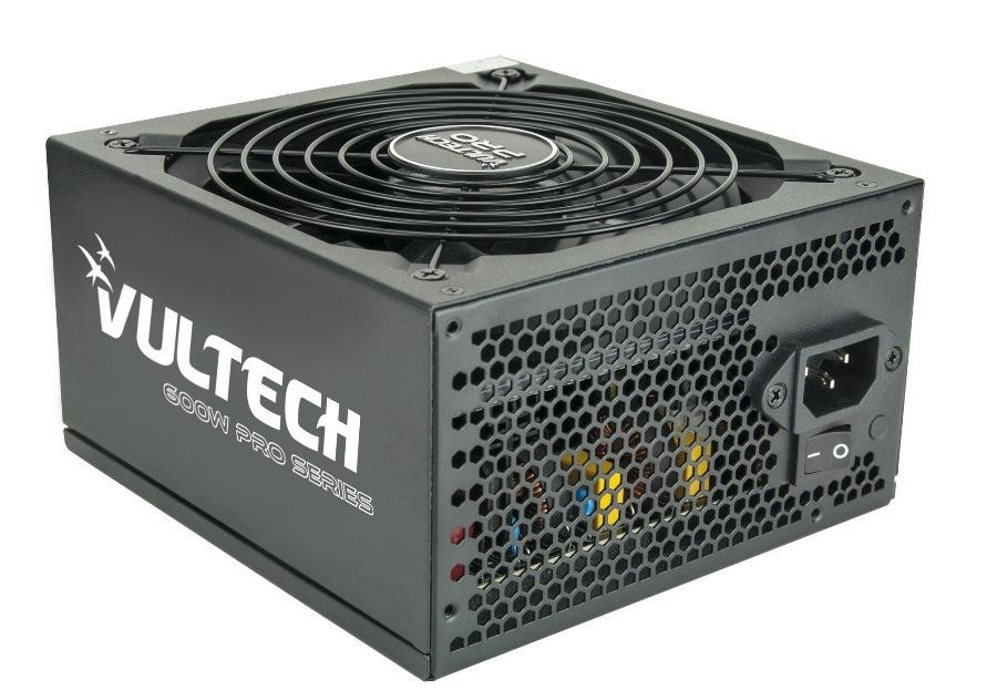 ALIMENTATORE GS-500W PRO 500 WATT REAL POWER
